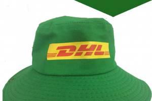 Nón Green hợp tác sản xuất nón tai bèo DHL