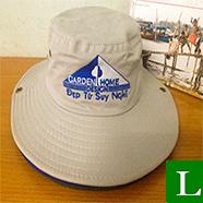 nón tai bèo GARDENHOME - Xưởng may nón tai bèo theo yêu cầu công ty GARDENHOME ms 10
