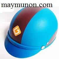 Nón bảo hiểm - xưởng sản xuất nón bảo hiểm giá rẻ tp hcm ms55
