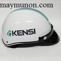 Nón bảo hiểm - đặt làm nón bảo hiểm giá rẻ in logo ms59