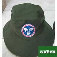 Nón tai bèo - đặt nón tai bèo in logo giá rẻ tp hcm ms 41
