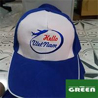 Nón lưỡi trai - nón kết in logo giá rẻ tp hcm ms59